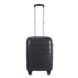 Aries Travel Kuffert Marbella 55 Cm Sort