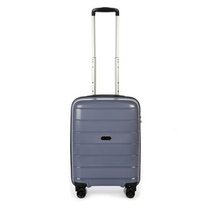 Aries Travel Kuffert Marbella 55 Cm Grå