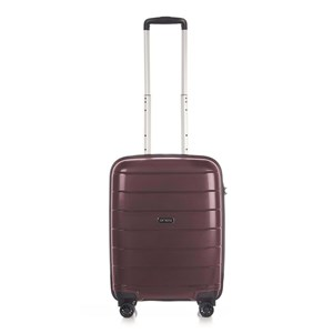 Aries Travel Kuffert Marbella 55 Cm Rød