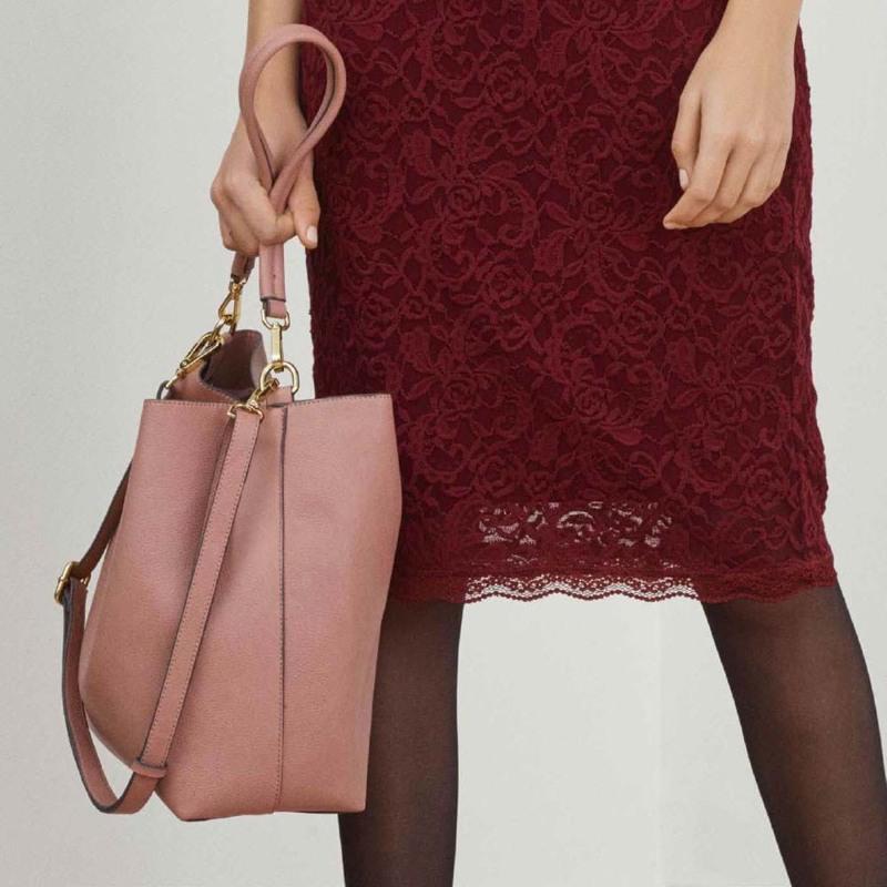 Rosemunde Shopper Rosa 3