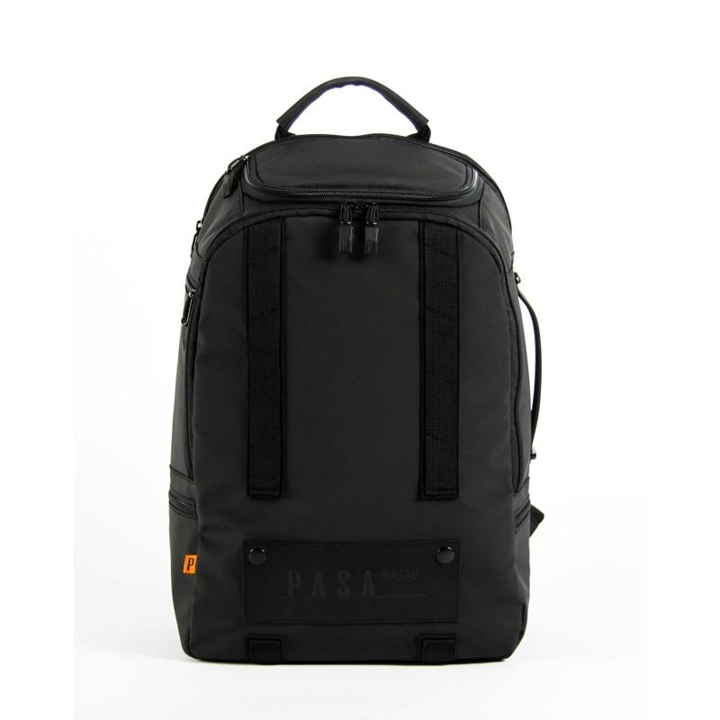 Rygsæk The Pasa Backpack Sort 1