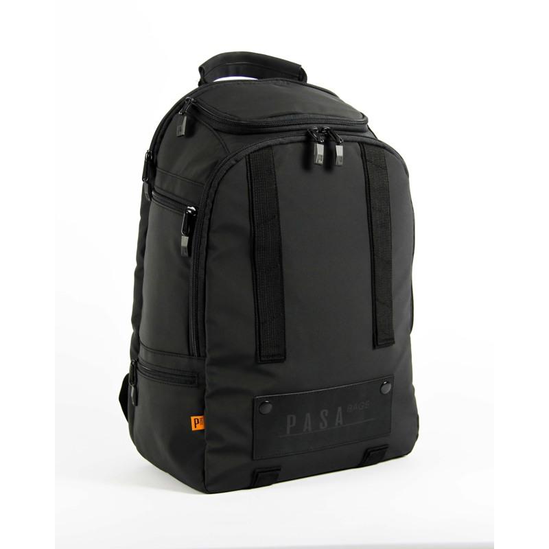 Rygsæk The Pasa Backpack Sort 2