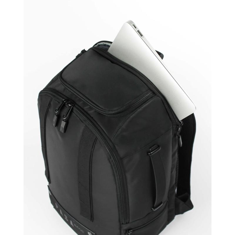 Rygsæk The Pasa Backpack Sort 3