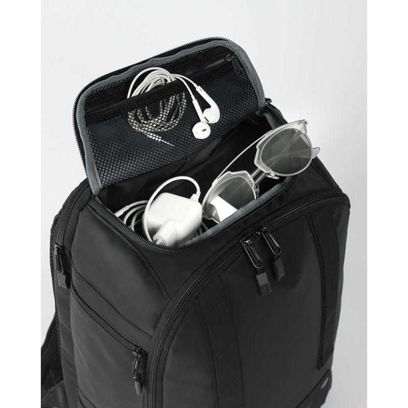Rygsæk The Pasa Backpack Sort 5