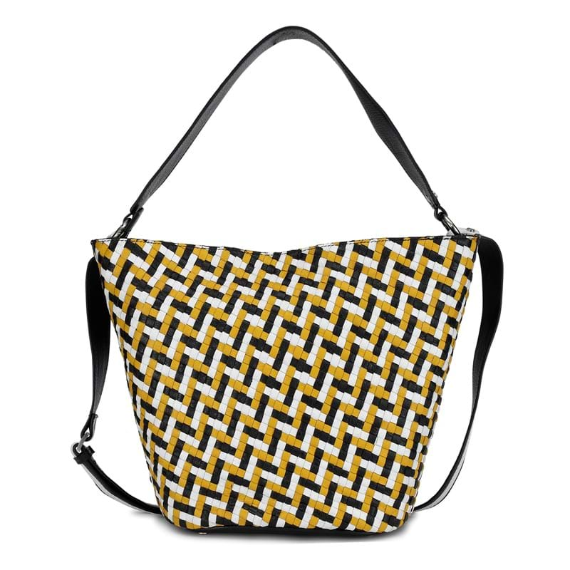 Adax Flettet håndtaske Sonia Cormor Multi 3