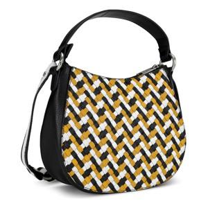 Adax Flettet håndtaske Jennifer Cor Multi