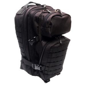 """Sinox Gaming Rygsæk Tactical Assault XL 17"""" Sort"""