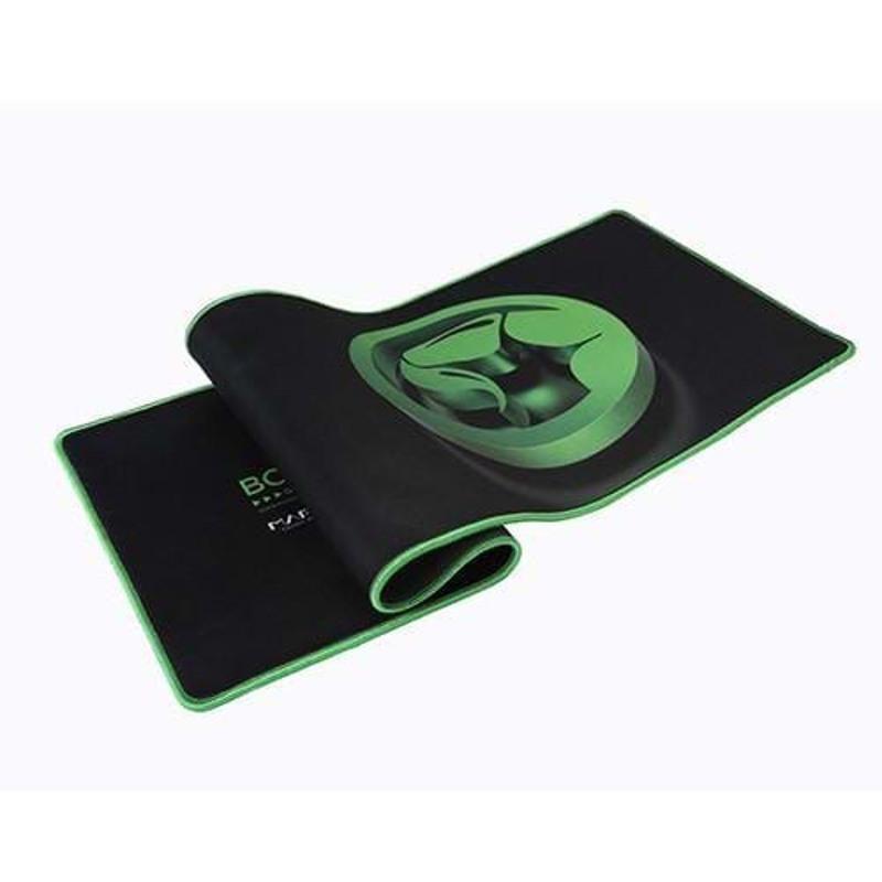 Marvo Gaming Musemåtte L Sort/Grøn 3