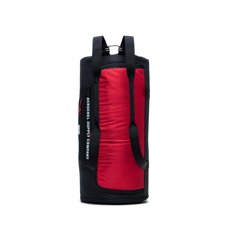 Herschel Sportstaske Sutton Carryall Sort/Rød 4