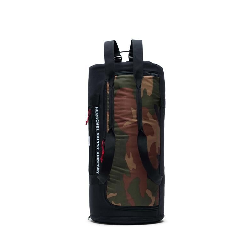 Herschel Sportstaske Sutton Carryall Sort/camuflage 4