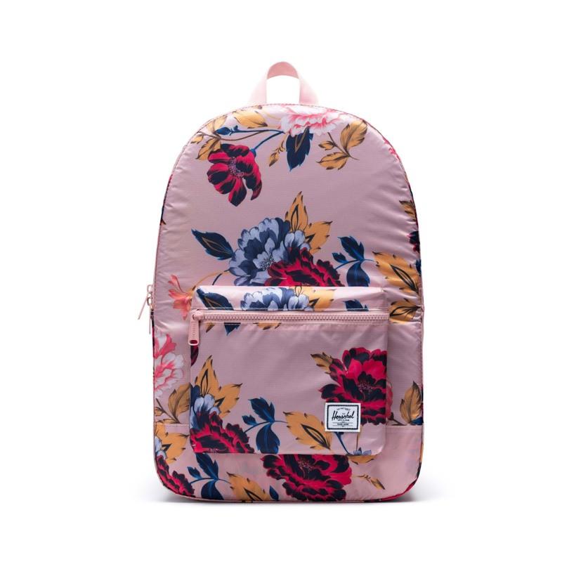Herschel Rygsæk Packable Daypack Blomster Print 1