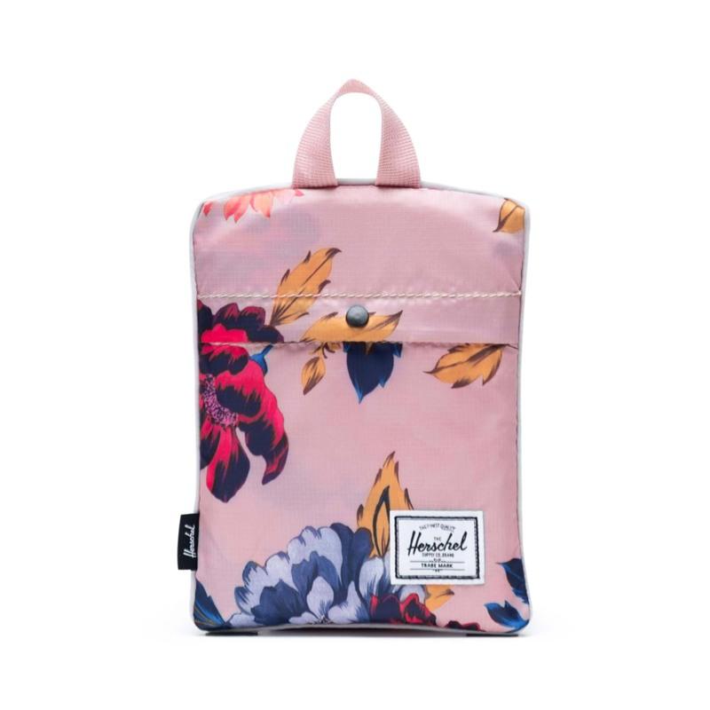 Herschel Rygsæk Packable Daypack Blomster Print 4