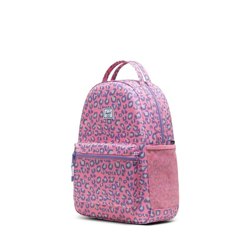 Herschel Skoletaske Nova Youth Pink mønstret 3