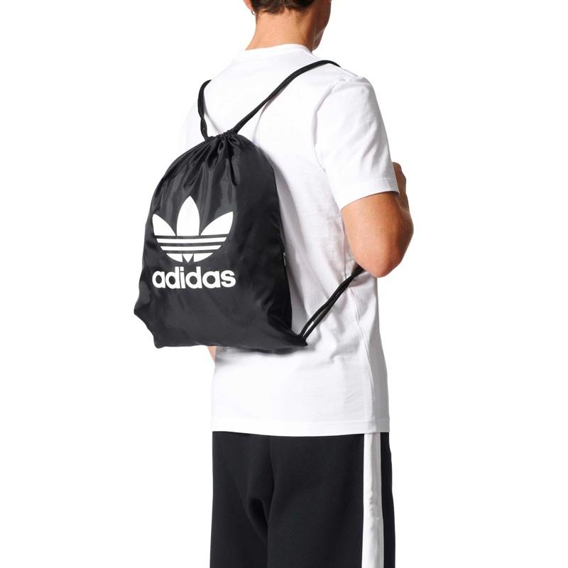 Adidas Originals Gymnastikpose Trefoil Sort 5