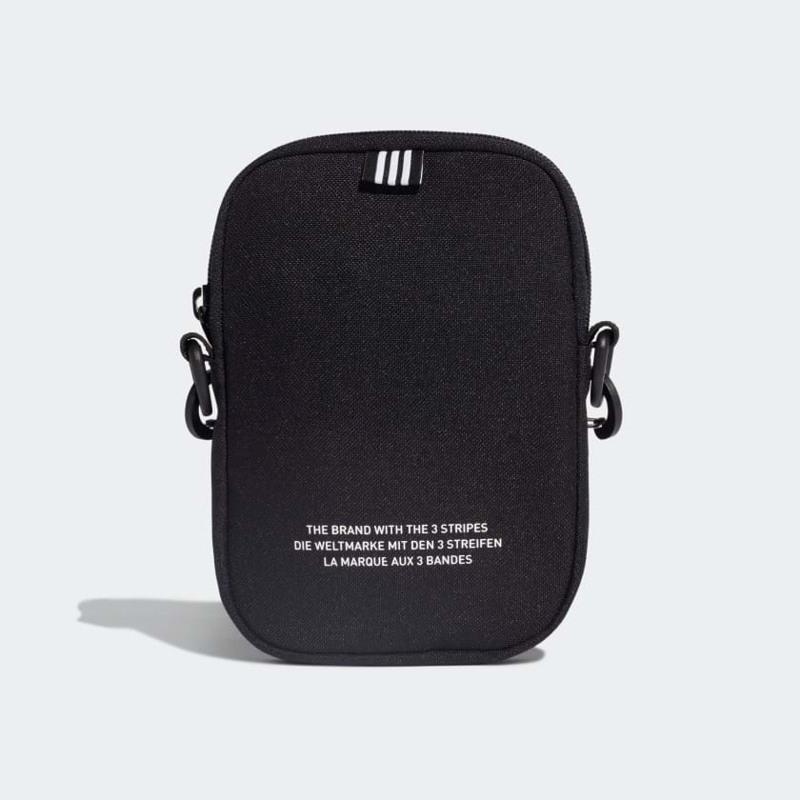 Adidas Originals Skuldertaske Fest Bag Trefoil Sort 2