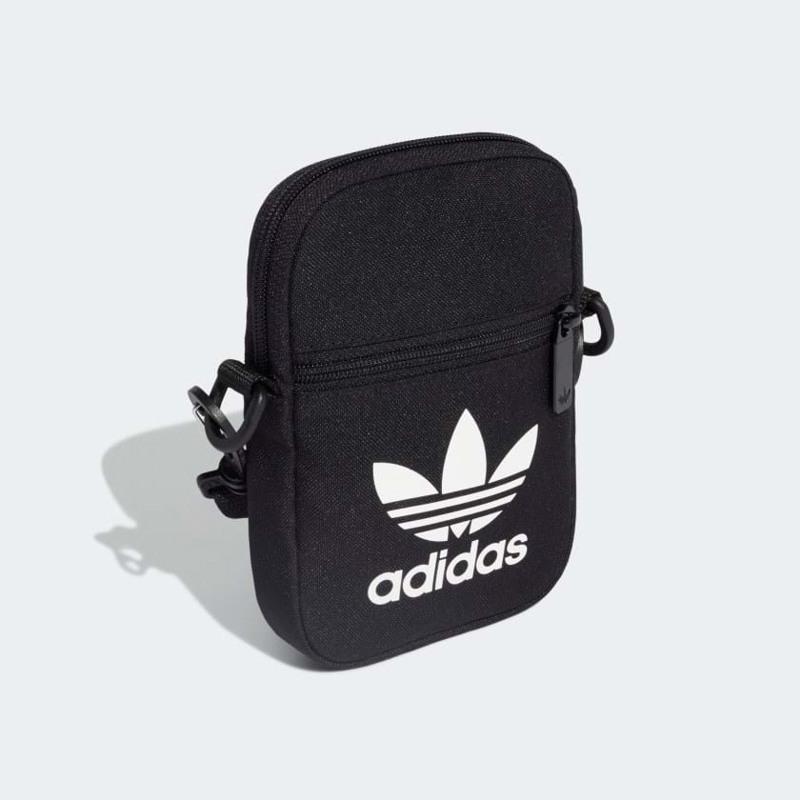 Adidas Originals Skuldertaske Fest Bag Trefoil Sort 3