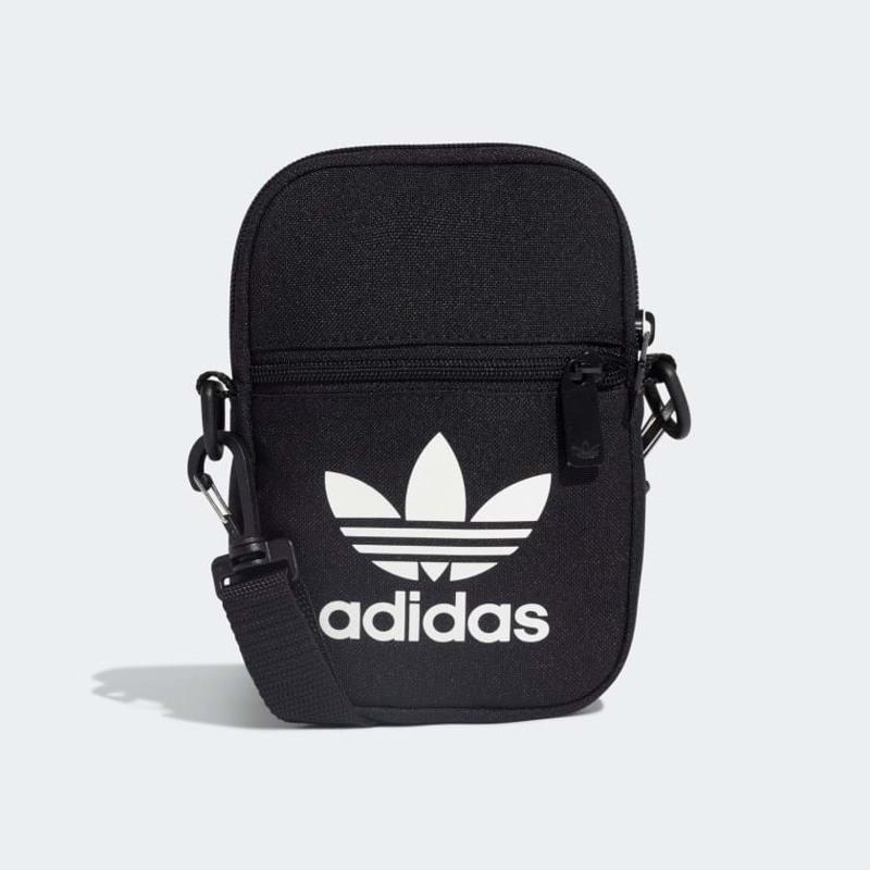 Adidas Originals Skuldertaske Fest Bag Trefoil Sort 1
