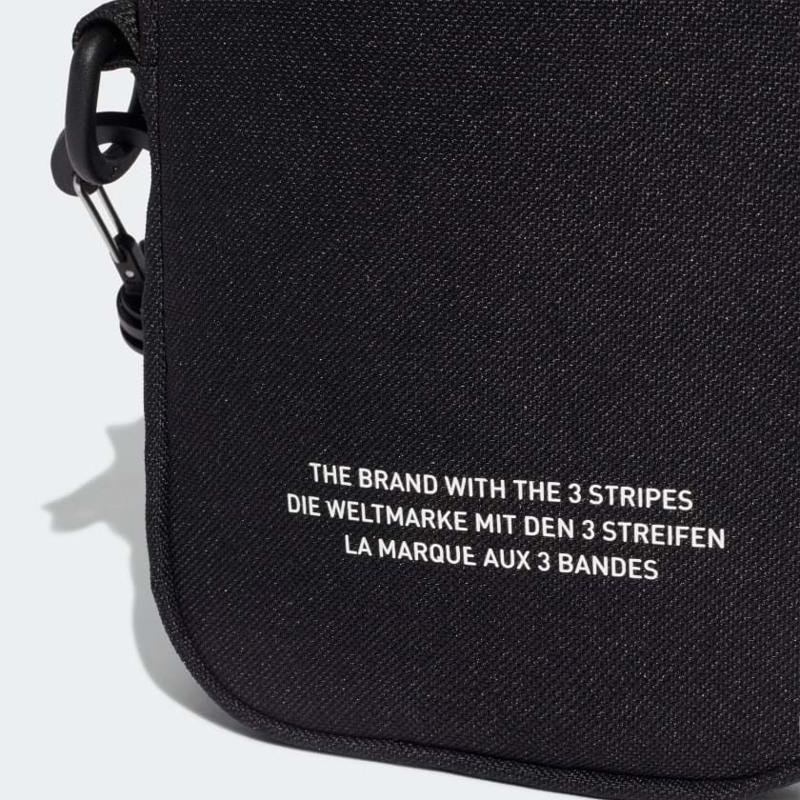 Adidas Originals Skuldertaske Fest Bag Trefoil Sort 7