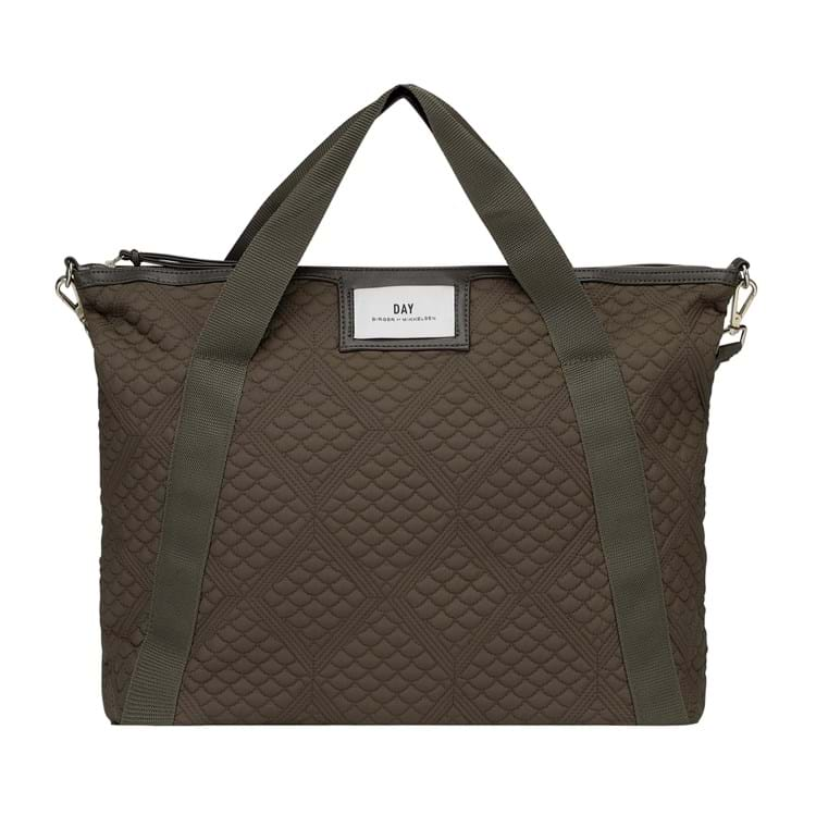 Day et Crossbody Day GW Q Topaz Army Grøn 1