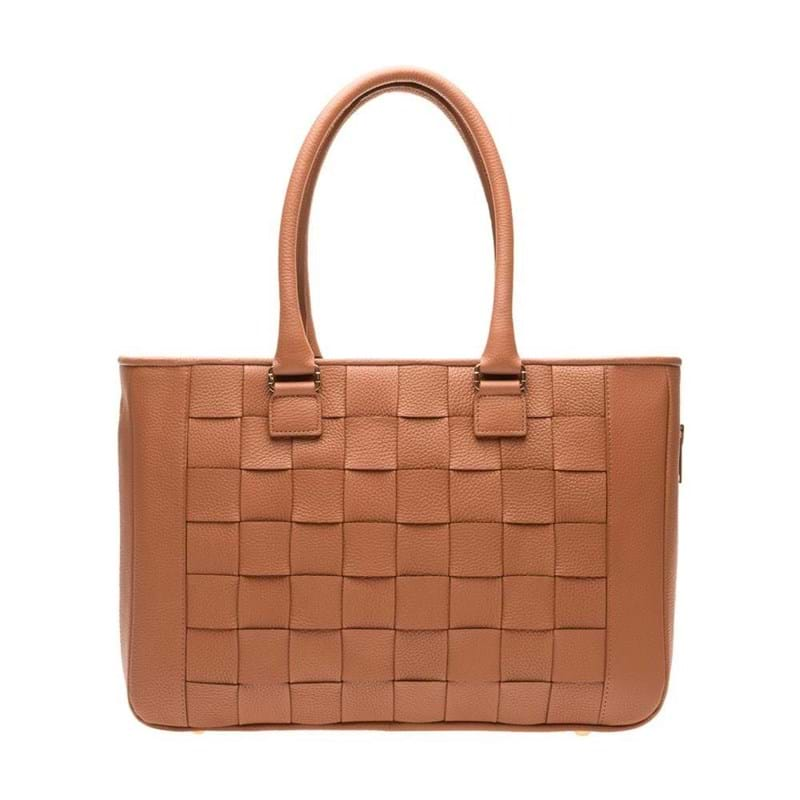 Kontainer Copenhagen Shopper Crush Camel 2