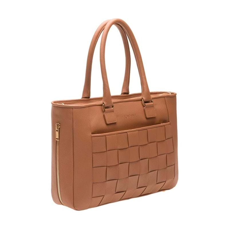 Kontainer Copenhagen Shopper Crush Camel 3