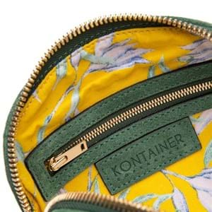 Kontainer Copenhagen Crossbody Power mini Flaskegrøn 3