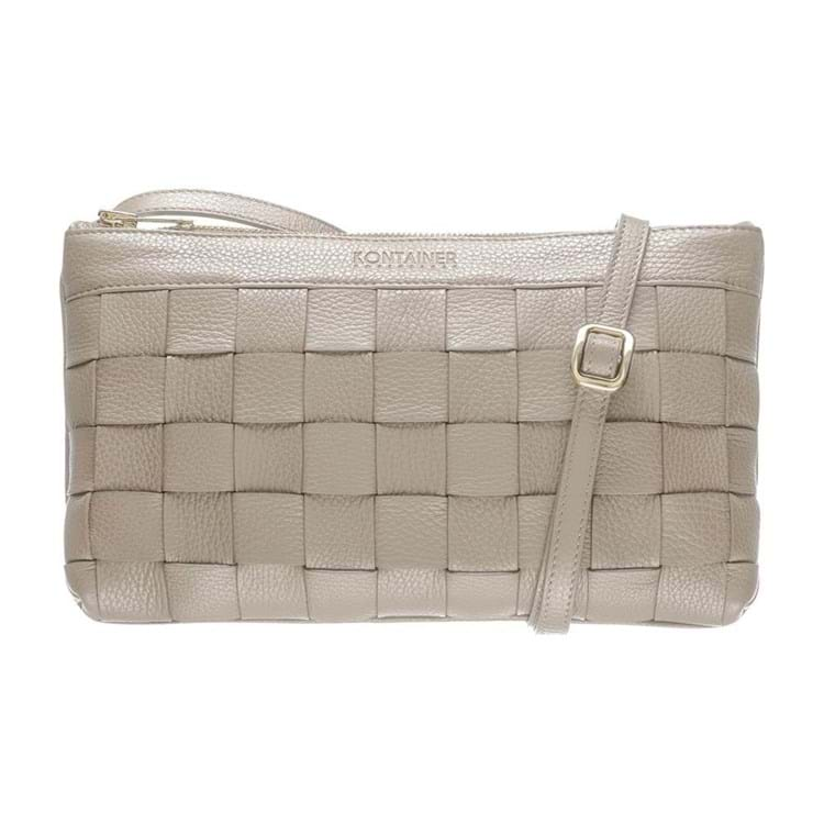 Kontainer Copenhagen Crossbody Grey ash  Grå 1
