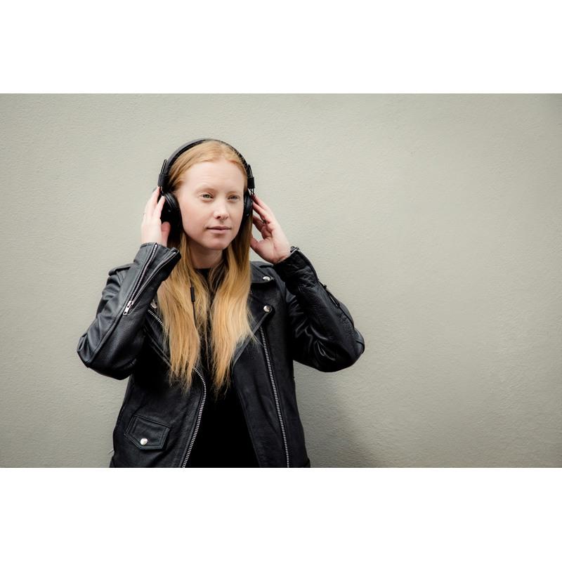 Høretelefoner Basic Sort 2