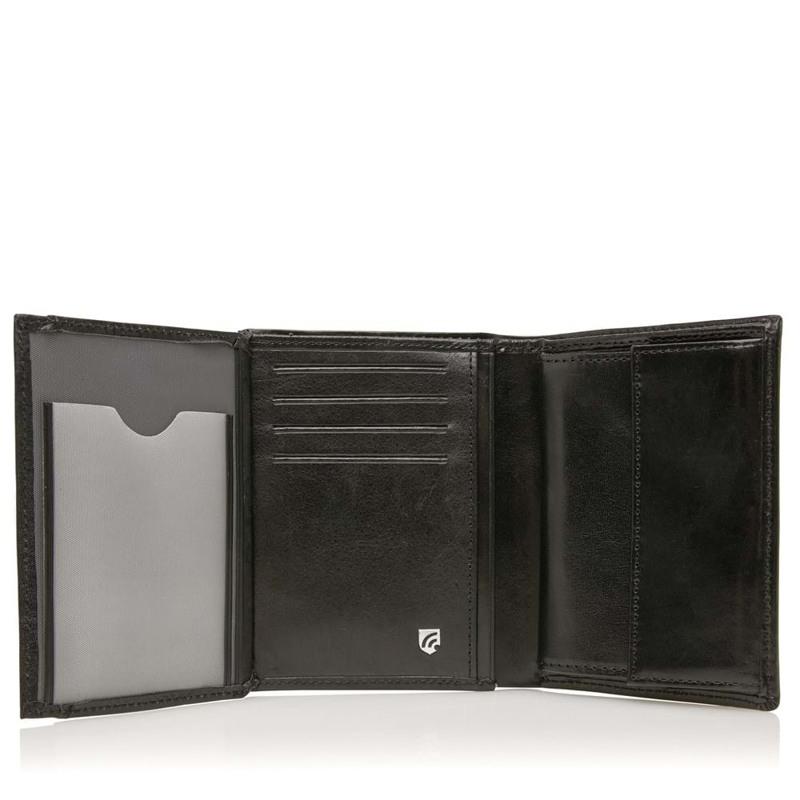 Castelijn & Beerens Pung Tri Fold Sort 5