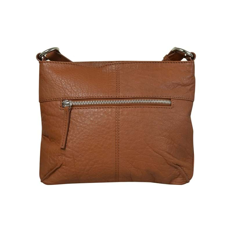 1ST ONE TO NOTICE Crossbody Cognac 2