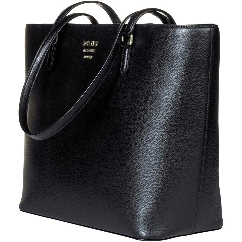 DKNY Shopper Whitney  Sort/Guld 2