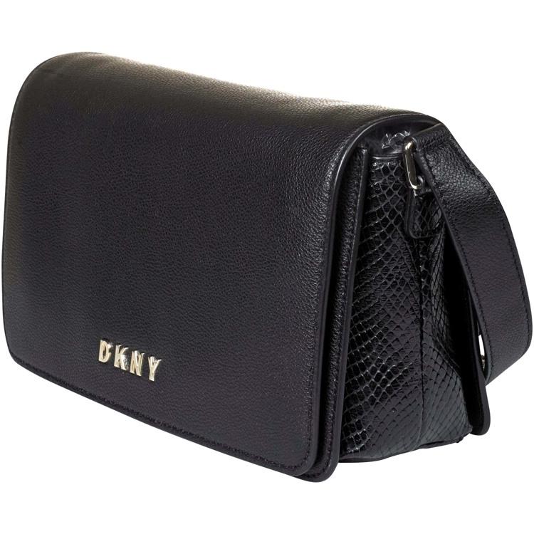 DKNY Crossbody Clara Sort/Guld 2