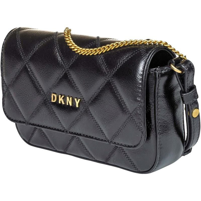 DKNY Crossbody Sofia Sort/Guld 2