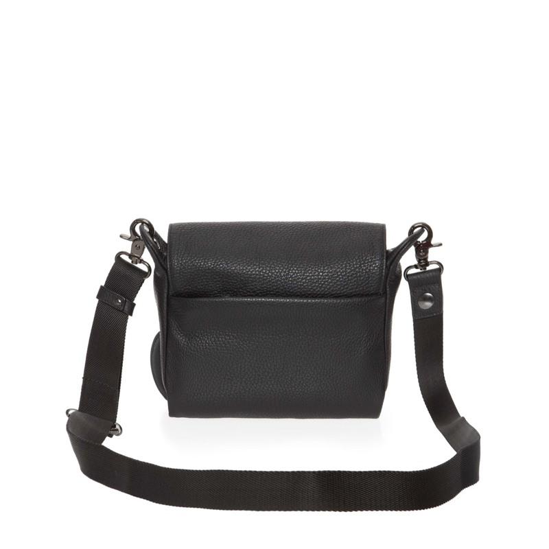Mandarina Duck Skuldertaske Mellow Leather Sort motiv 3