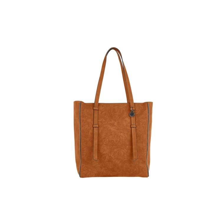 Ulrika Shopper Cognac 1