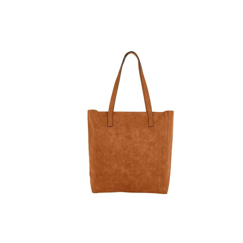 Ulrika Shopper Cognac 2