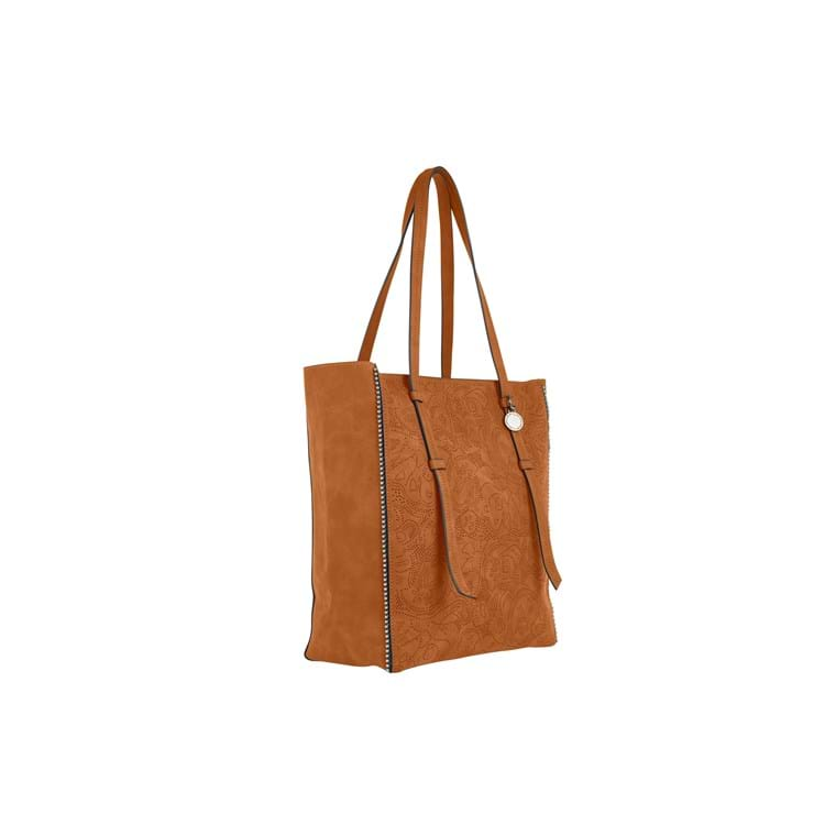 Ulrika Shopper Cognac 3