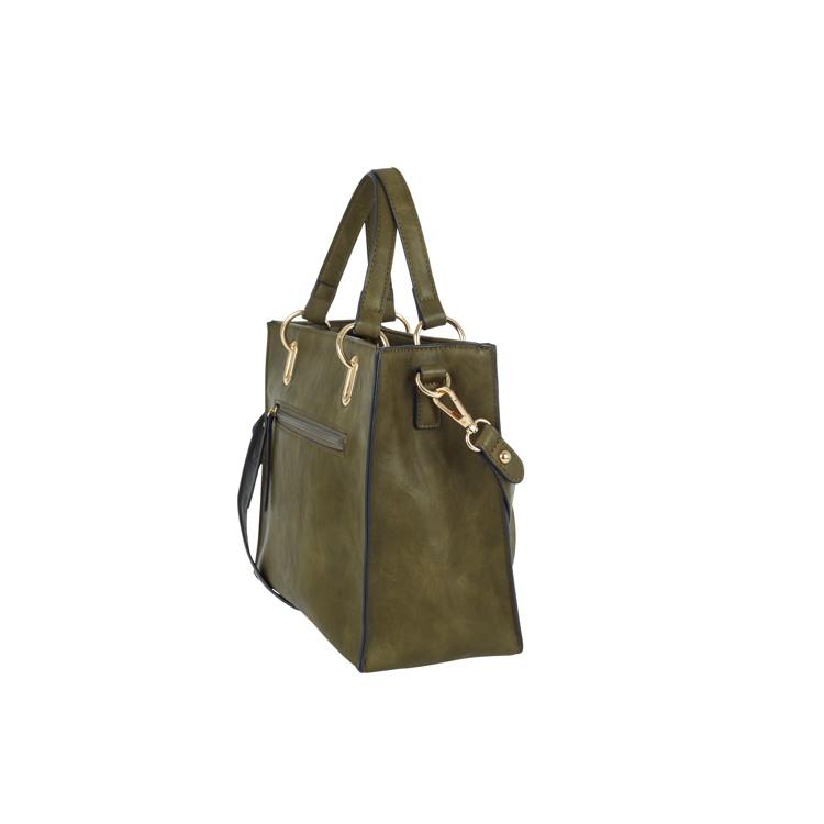 Ulrika Håndtaske  Grøn 2