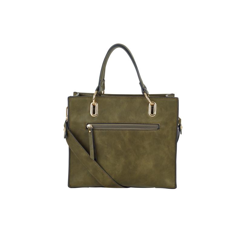 Ulrika Håndtaske  Grøn 3