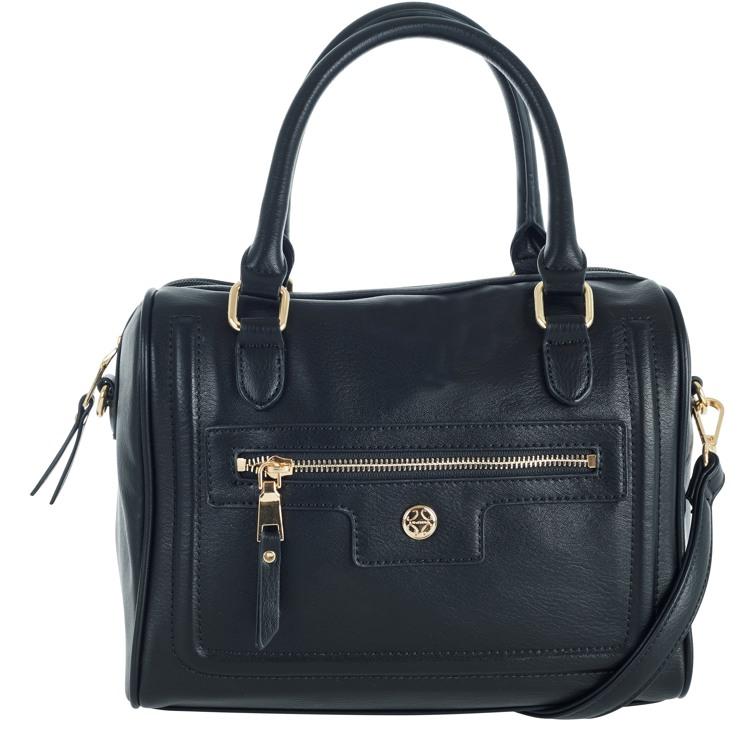 Ulrika Håndtaske Sort 1