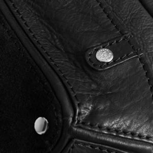 Depeche Håndtaske Sort/sølv 3