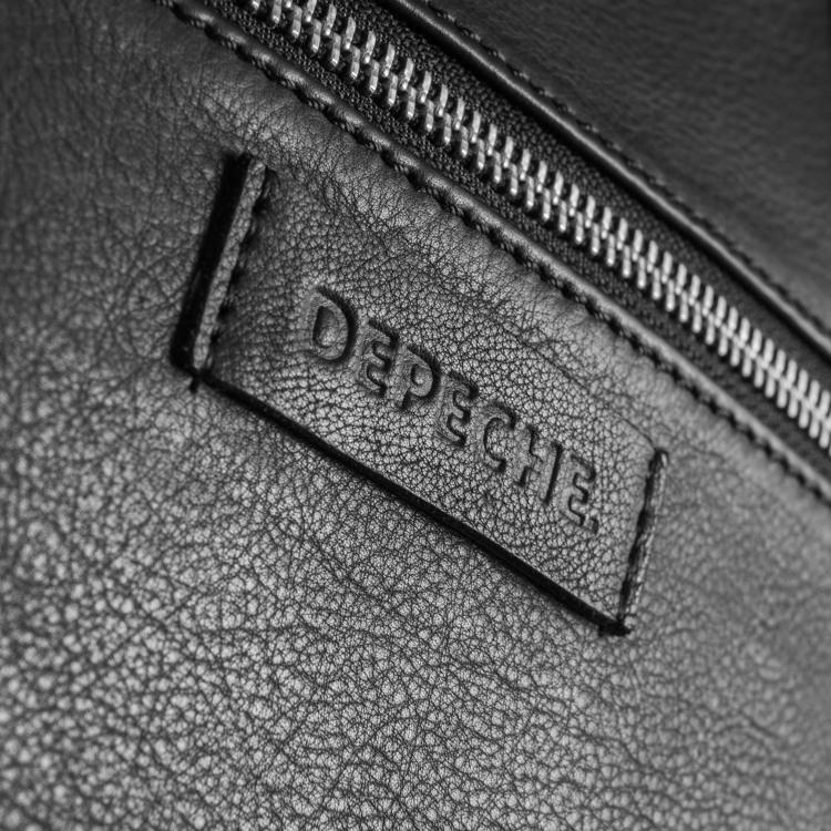 Depeche Håndtaske Sort/sølv 4