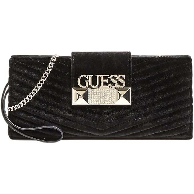 Guess Clutch Jazzie Wristlet  Sort 1