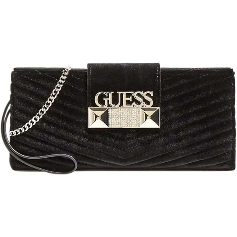 Guess Clutch Jazzie Wristlet  Sort 1