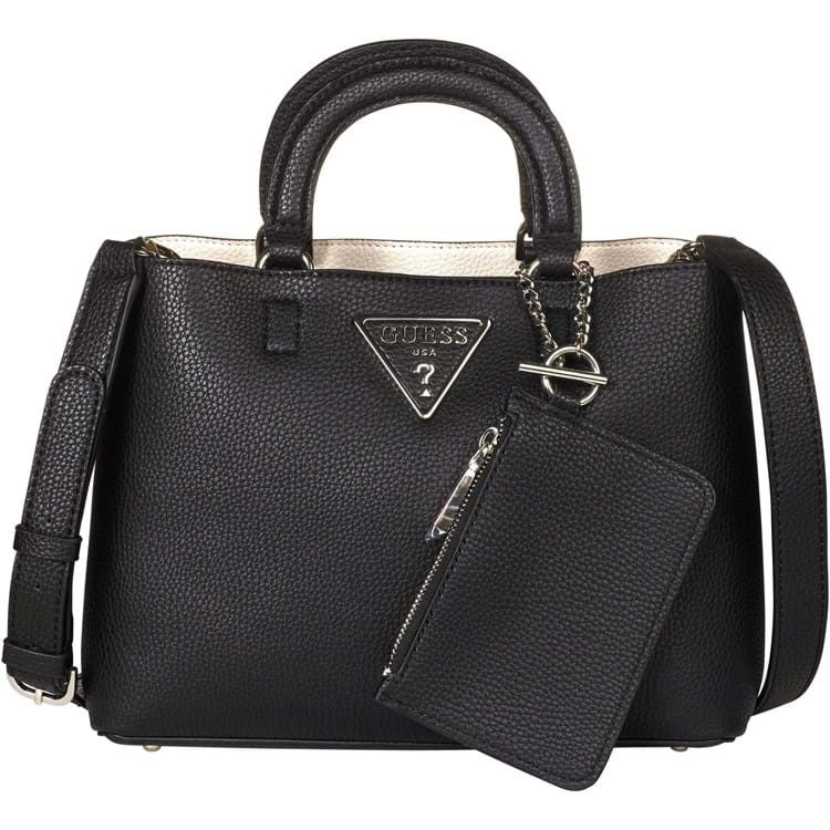 Guess Håndtaske Aretha Girlfriend  Sort 1