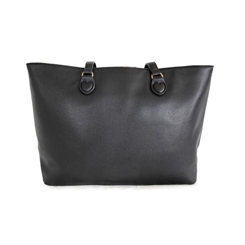 Valentino Handbags Shopper Flauto Sort 5