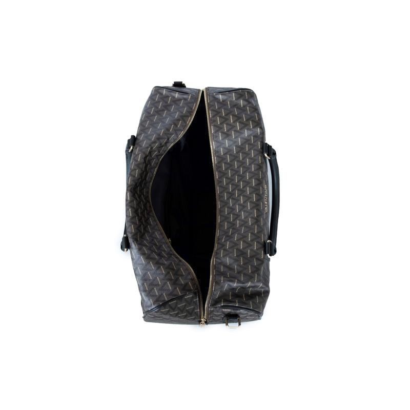 Valentino Handbags Rejsetaske Liuto Sort 4