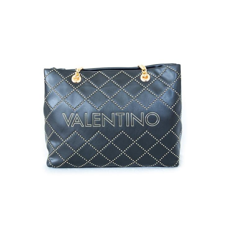 Valentino Handbags Shopper Mandolino Sort 1