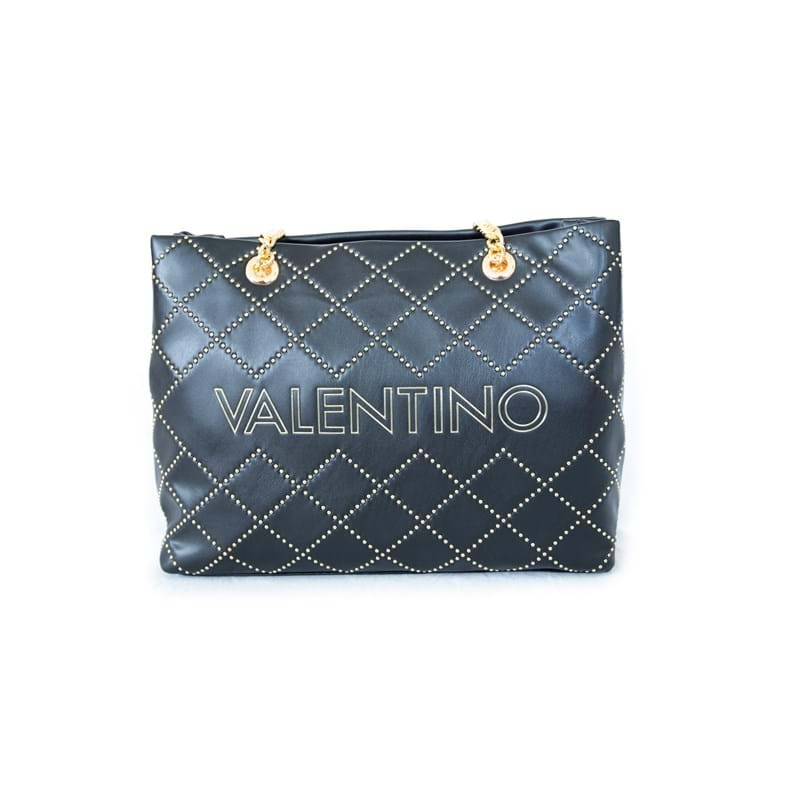 Valentino Handbags Shopper Mandolino Sort 1