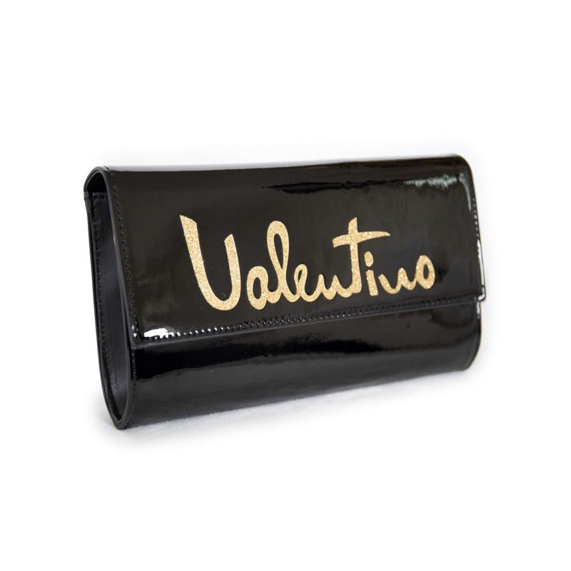 Valentino Handbags Clutch Marimba Sort 4
